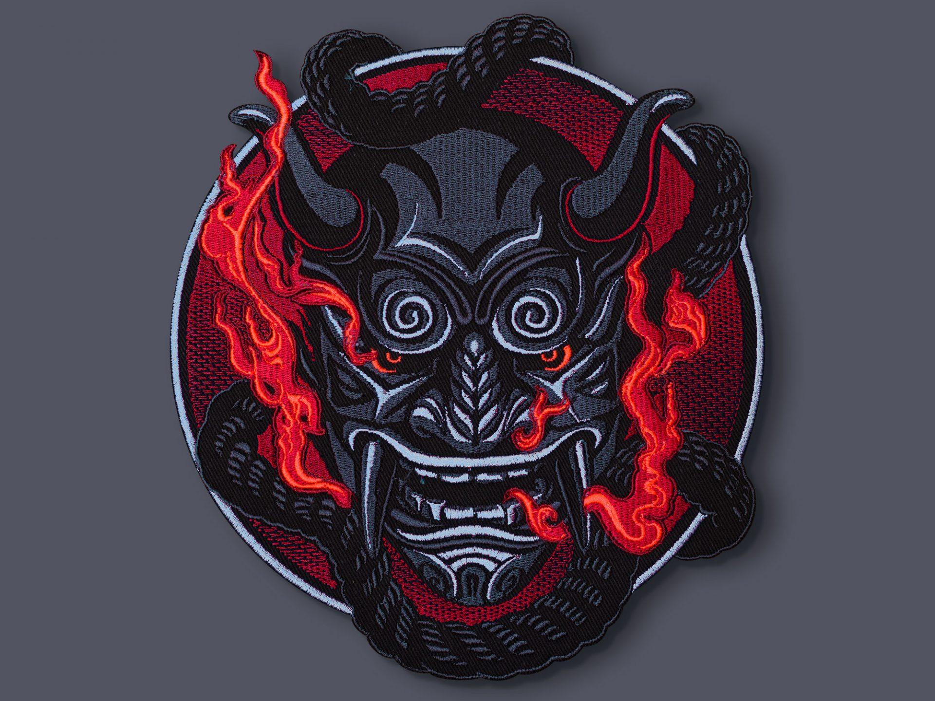 Devil_oni_red