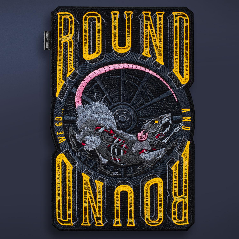 round_and_round_graphicine
